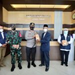 Forkopimda Jatim Silaturahmi ke PW Muhammadiyah, Merawat Kebhinekaan Sekaligus Launching Buku