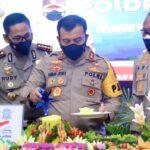 Polda Jateng Gelar Syukuran Peringati Hari Jadi Lalu Lintas Bhayangkara ke 66