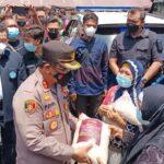 Kapolres Cirebon Kota : Vaksinasi Merdeka Digelar, Antusias Masyarakat Cukup Baik